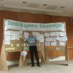 Nacionalna konferenca »Sooblikujemo Slovenijo - Združimo moči za oblikovanje strategije razvoja nevladnega sektorja in prostovoljstva do leta 2020«, 21.4.2015