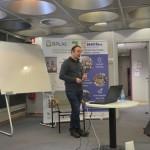 Odprto programje, računalniški oblak e-storitev in CC licence za NVO (Andrej Vernekar, društvo Lugos)