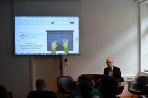 Preglednost javnega upravljanja - Zakonodajni monitor (Vid Doria, Transparency International Slovenia).