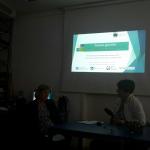 E-veščine nevladnih organizacij na lokalni ravni (Petra Cilenšek, Stičišče NVO Osrednje Slovenije in Tjaša Bajc, ZLHT-Regionalni center NVO)