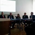 Okrogla miza deležnikov Slovenske digitalne koalicije »Priložnosti in ovire medsektorskega sodelovanja pri krepitvi digitalnih veščin«